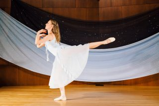 Ballet Misha perform pieces inspired by Maxfield Parrish's work