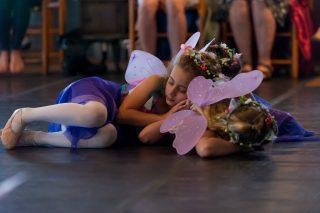 Ballet Misha dancers perform at Fairy Farm Festival June 15th