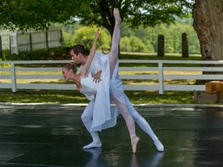 Ballet Misha performs at Concord Market Days June 21st!