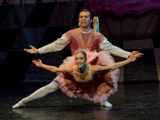Tickets now on sale for Ballet Misha's The Nutcracker Dec 15-16th, 2018